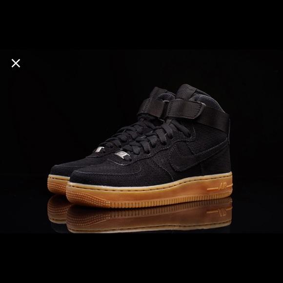 Nike Shoes | Nike Air Forces W Gum